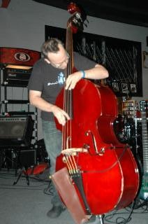 Upright Bass Performance