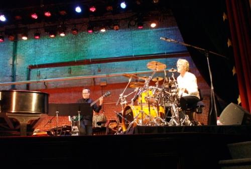 Stewart Copeland and Joseph Patrick Moore 2008