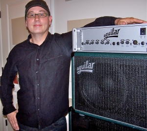 Aguilar Amplification Endorsement - Joseph Patrick Moore